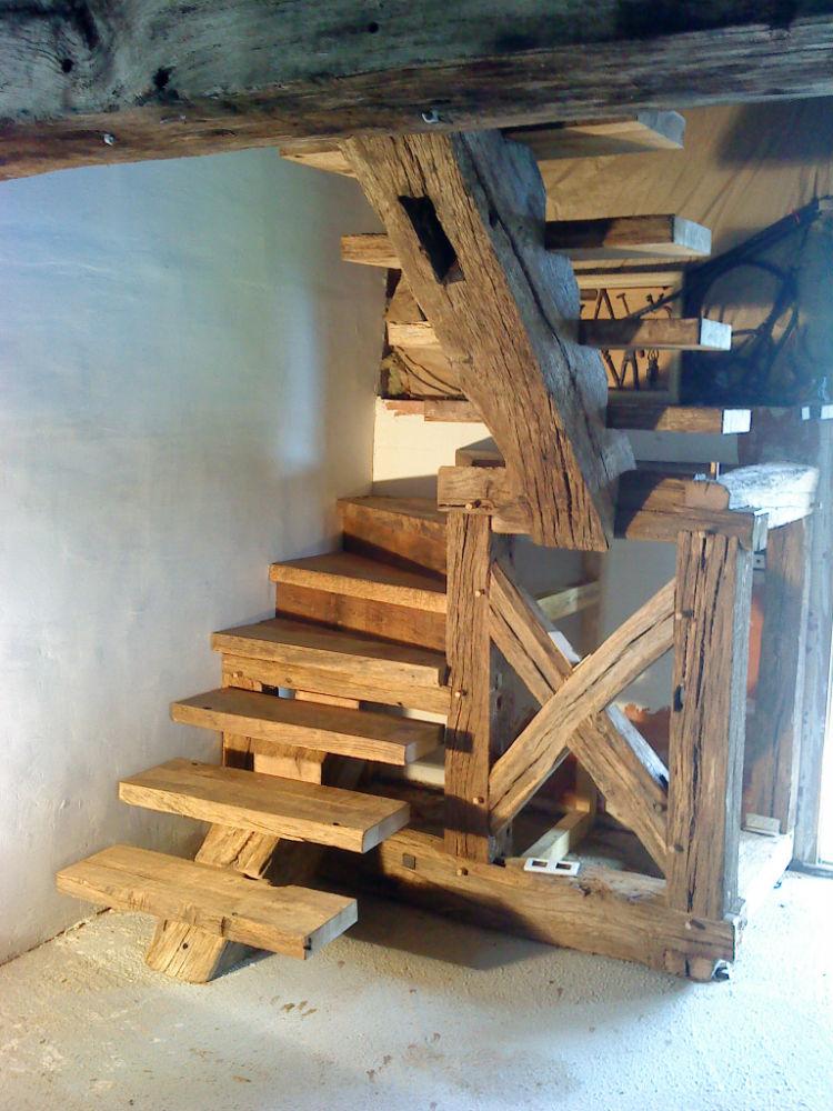 Oregistrocom = Escalier Jardin En Bois ~ Idées de  ~ Escalier Jardin Bois